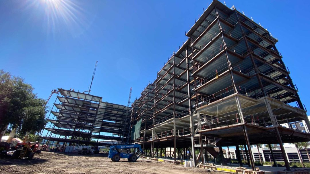 Embry-Riddle Residence Hall Phase III